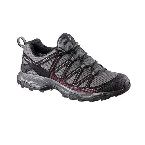 Salomon Scarpe da escursionismo Calzado Bajo Wentwood Gtx¿ W Magnet./Black/Lipstan 7
