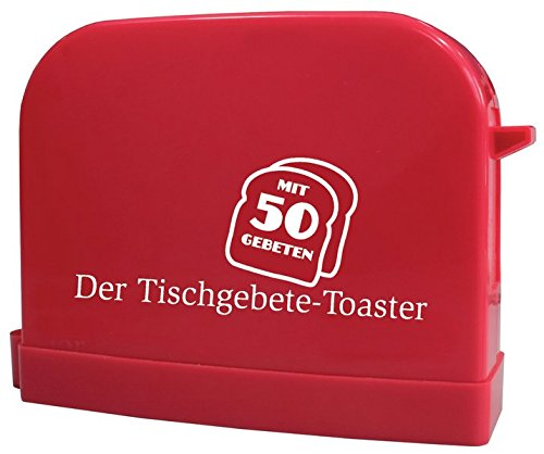Der Tischgebete-Toaster: Mit 50 Gebeten