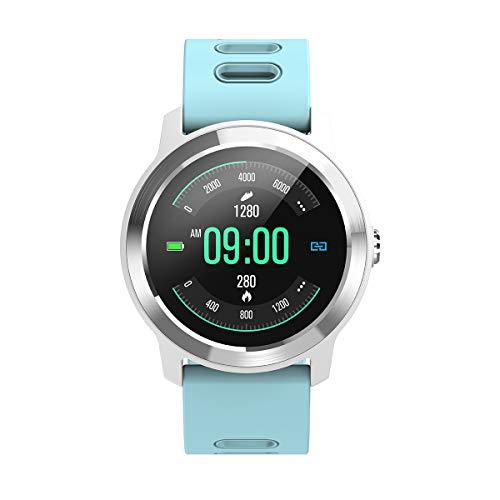 Docooler SENBONO Smartwatch Sports 1.3 Pollici IP68 Impermeabile Pedometro Frequenza cardiaca Pressione sanguigna Ossigeno nel...