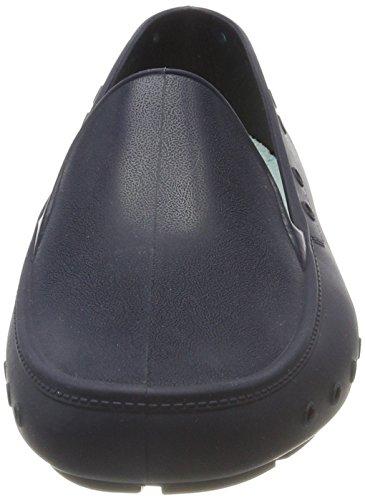 WOCK Unisex-Erwachsene Moc Lady Clogs Blau (Navy Blau)