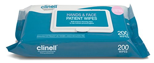 clinell-patient-hands-face-wipes-pack-of-200