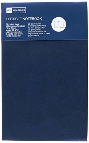 miquelrius-1129-cahier-souple-book-lisse-avec-gomme-azul-petroleo-nordic-colours