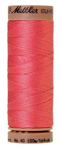 Mettler silk-finish 40Gewicht massiv Baumwolle, Gewinde, 164YD/150, Persimmon