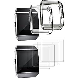 Funda Protectora de pantalla para Fitbit Ionic, Incluye...