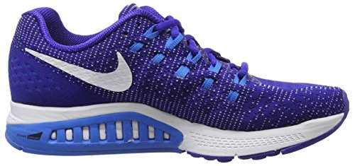 Nike Air Zoom Structure 19, Chaussures de Running Homme Bleu (Concord/White/Photo Blue/Black)