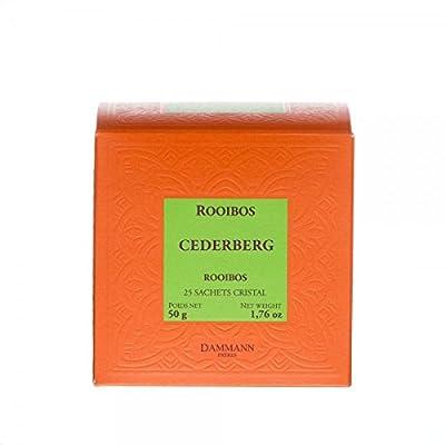 Rooibos Cederberg - Boîtes 25 sachets Cristal / Les Rooibos