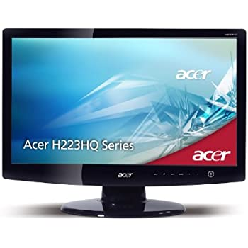 acer 22 inch wide lcd tft monitor 16 9 fhd 2ms 20000 1 hdmi computers. Black Bedroom Furniture Sets. Home Design Ideas