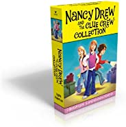 The Nancy Drew and the Clue Crew Collection: Sleepover Sleuths; Scream for Ice Cream; Pony Problems; The Cinde