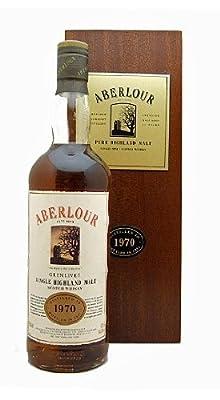 Aberlour 1970 43% 75cl