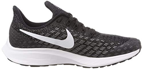 new arrival 61472 0d364 Nike Air Zoom Pegasus 35 Younger Older Kids  Running Shoe - Black   AH3482-001    FOOTY.COM