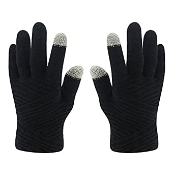 HOTER® Christmas Cute Lady Keep Warm Iphone Touch Screen Gloves