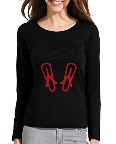 tostadora - T-Shirt Mago of Oz rot-jeros - Frauen Schwarz S