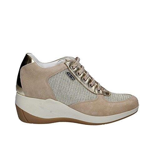 KEYS 5021 Sneakers Donna Beige