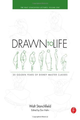 Drawn to Life: 20 Golden Years of Disney Master Classes: Volume 1: The Walt Stanchfield Lectures (Edition unknown) by Stanchfield, Walt [Paperback(2009¡ê?]