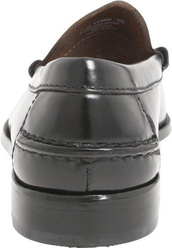 Florsheim Berkley Breit Leder Slipper Black