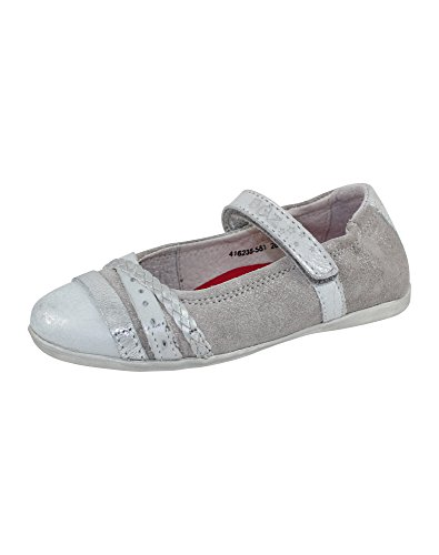 Braqeez Damen Kinderschuh 416235 Grey