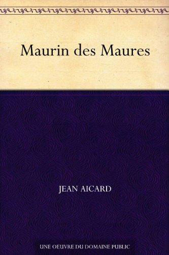 Couverture du livre Maurin des Maures