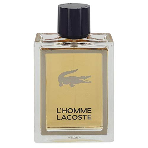 Lacoste L'homme Eau De Toilette Spray (Tseter) 3.3 oz / 100 ml (Men)