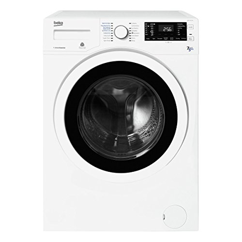 Beko WDJ7523023W 7/5KG Washer Dryer, White - 3093040