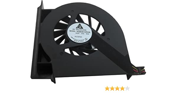 ARMORMICRO® KSB06105HA 8K35 Ventilateur pour Ordinateurs Portables HP Compaq CQ61 CQ71 G61 G71