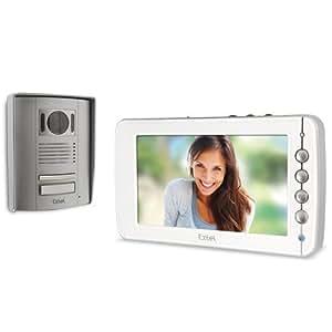 Extel 720400 Livia Visiophone Couleur 4 + 2 Fils