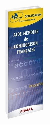 Aide-mémoire de conjugaison française