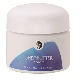 Martina Gebhardt Sheabutter-Creme (50 ml)