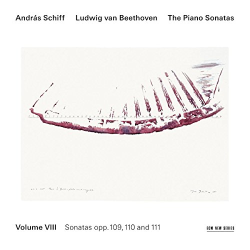 Beethoven: The Piano Sonatas, Vol. 8 : Opp. 109, 110 & 111