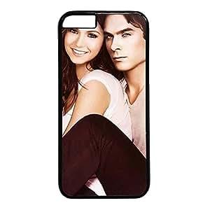 icustomonline The Vampire Diaries Custom Schwarz Kunststoff Schutzhülle für iPhone 6