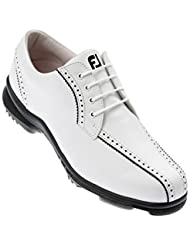 FootJoy - Chaussures Golf Femmes SoftJoys - Blanc/Noir, 37