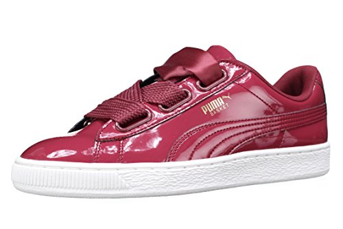 puma-basket-heart-patent-sneakers-basses-femme-rouge-tibetan-red-tibetan-red-38-eu