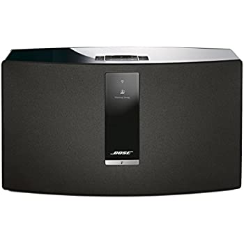 enceinte sans fil bluetooth wi fi bose soundtouch 30 s rie iii noir audio hifi. Black Bedroom Furniture Sets. Home Design Ideas
