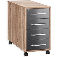 suchergebnis auf f r abschlie bar rollcontainer b ro k che haushalt wohnen. Black Bedroom Furniture Sets. Home Design Ideas