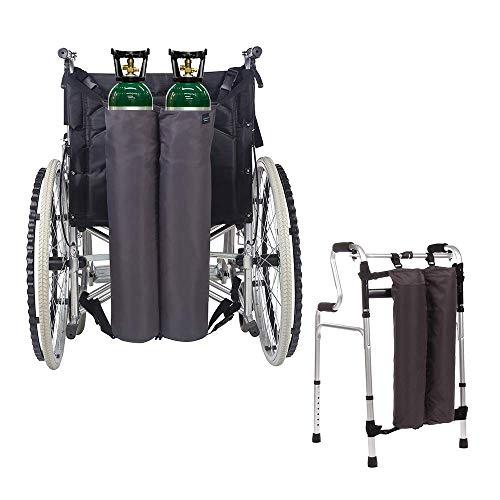 Oxygen Rucksack Halter Rollstuhl Walker Tragbarer Sauerstoff Tank Bag