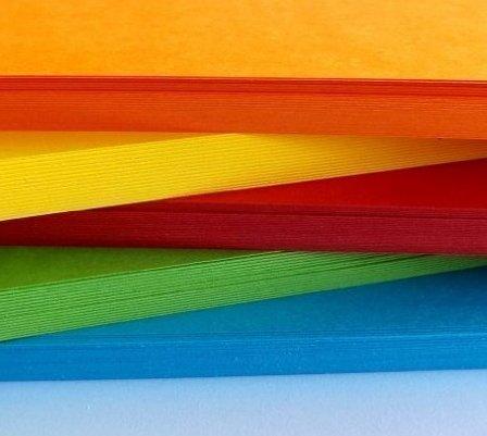 DALTON MANOR A4 - 250 Sheet Mega Packungen - Pastell Intensives Cremes in einer GRATIS Weston Aufbewahrungsschachtel - Intensiver gefärbt - Inkjet-speicher