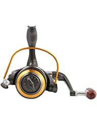 100% de aluminio aleación AL3000–7000Spinning Carrete de pesca 12+ 1BB volante Carretilha Pesca Moulinet Peche pesca Tackle Hot Wheels