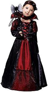 Cloudkids Disfraz Vampiresa de Niña