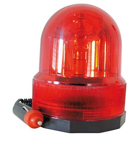 Rundumleuchte 12 V Rot mit Magnetfuß