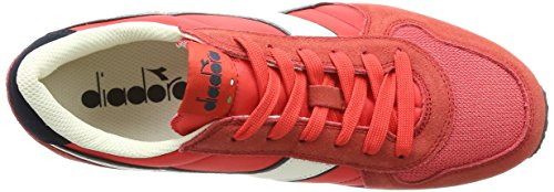 K Blue Diadora Low Herren Sneaker Ferrari Hals II Red Rot Run Dark 5658rXnx