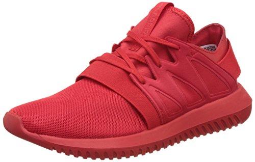 adidas Tubular Viral W, chaussure de sport femme Rouge