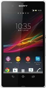 Sony Xperia Z Smartphone débloqué Appareil photo 13 Mpix Android Wifi  Blanc