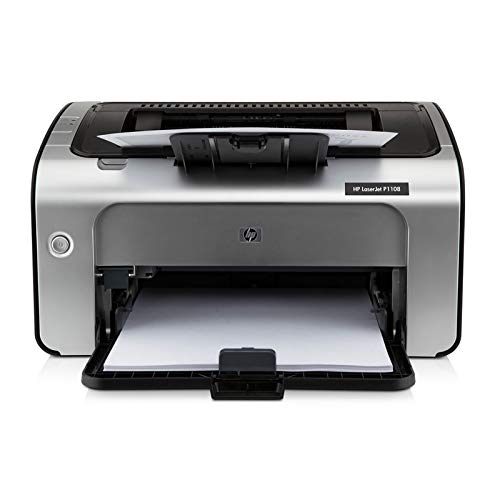5. HP Laserjet P1108 Black & White Monochrome Laser Printer