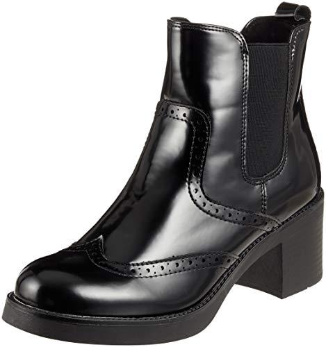 s.Oliver Damen 5-5-25330-21 001 Chelsea Boots, Schwarz (Black 1), 39 EU