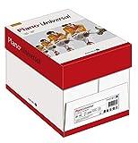 Papyrus 88026738 Drucker-/Kopierpapier Standard Planouniversal: 80 g²/qm, A4, Weiß, 2500 Blatt ungeriest (lose)