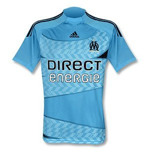 Adidas Olympique Marseille Away Jersey Mens taille XL