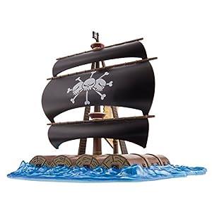 BANDAI Marshall D. TEACH'S Model Kit Figura 15 CM One Piece Grand Ship Collection 83184P, Multicolor, ban200637… 6