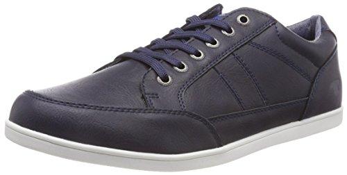 TOM TAILOR Herren 485100430 Sneaker, Blau (Navy), 43 EU - Toms Blau-herren