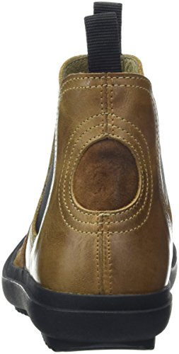 Fly London Malm243fly, Stivali Chelsea Donna Marrone (Camel/camel 002)