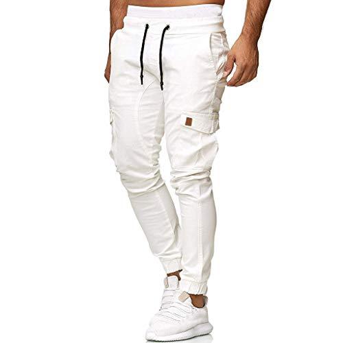 Herren Cargo Hose Jogging Pants -