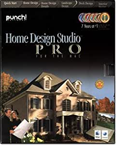 Punch Home Design Studio PRO Mac Software